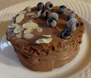Borovničeva tortica