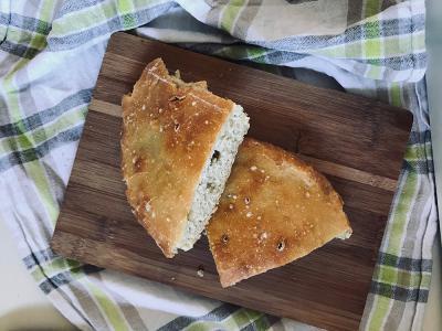 Kruh bez gnječenja