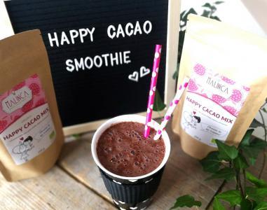 Happy cacao smoothie