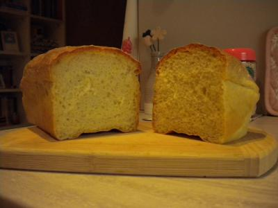 Kruh s krompirjem