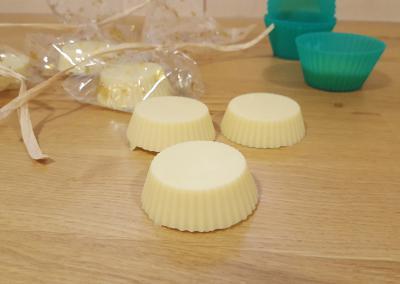 Pločice za masažu s karite maslacem