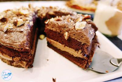 Čokoladna torta brez sladkorja