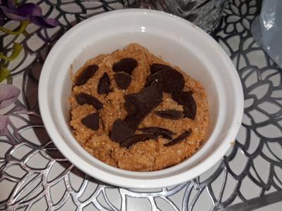 Ovseni ''cookie dough''