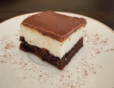 Zdrava verzija Munchmallow kolača
