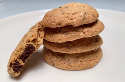 Čokoladni piškoti brez glutena