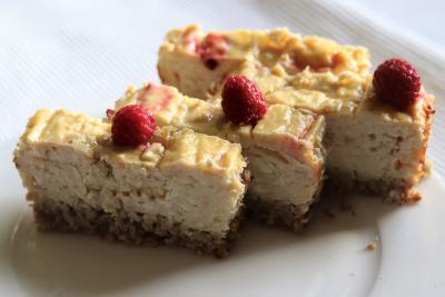 Zdrav cheesecake