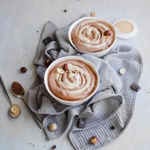 Ferrero Rocher Eis