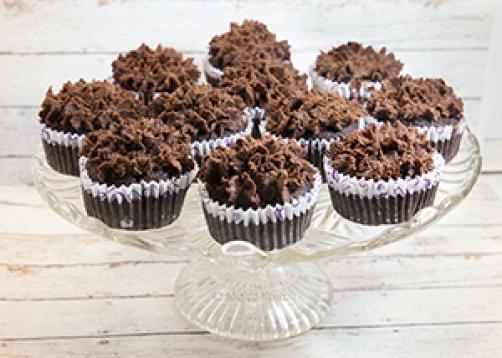 Čoko-lešnikovi muffini