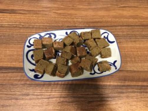 ZA PSIĆE: Slatkiši od goveđih jetrica