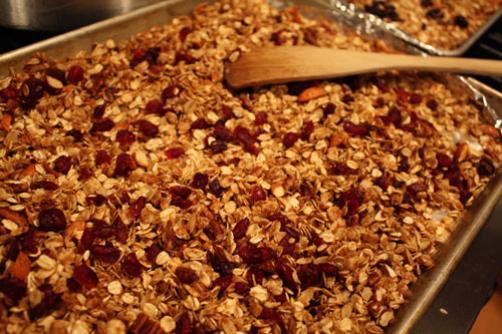Je granola na vašem krožniku res zdrava?