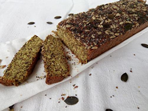 VIDEO: Veganski kruh od bademovog brašna i sjemenki