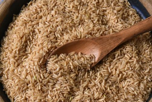 Rjavi riž - alternativa belemu rižu
