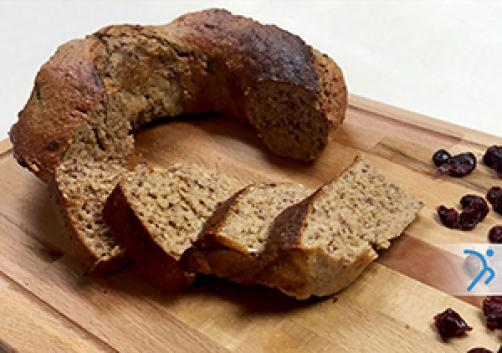 Bananin proteinski kruh