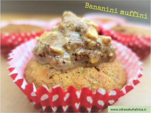 Muffini z banano