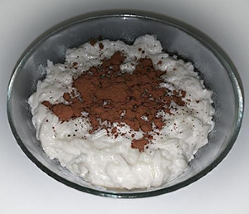 Mlečni riž