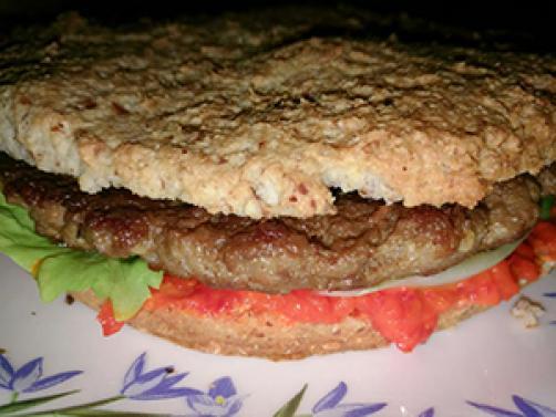Hamburger brez slabe vesti