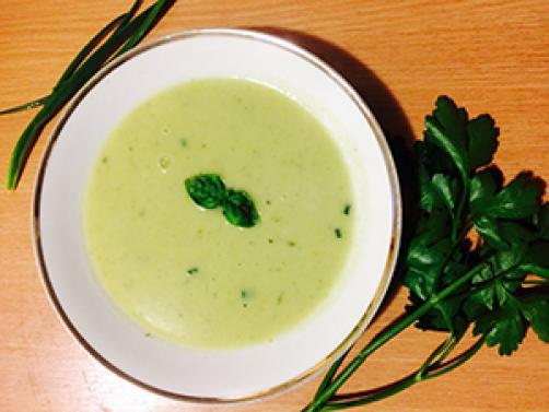 Odlična porova juha