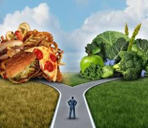 Kaj je zdrava prehrana?