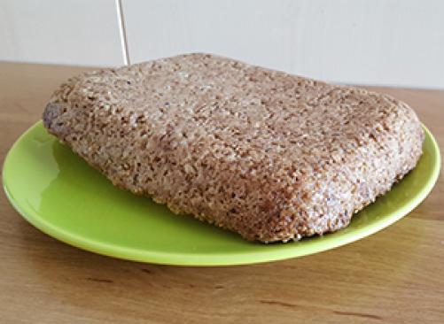 Kruh brez moke in brez glutena