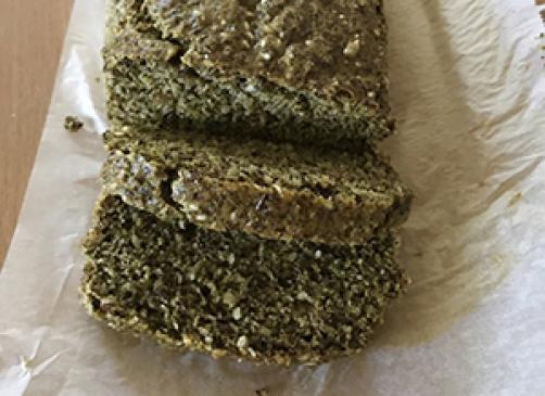Hitri LCHF kruh iz semen