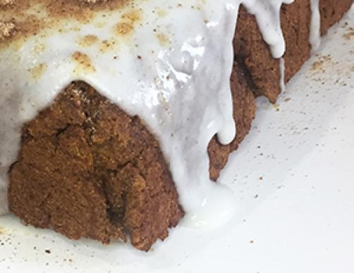 Kruh od mrkve (bez glutena)
