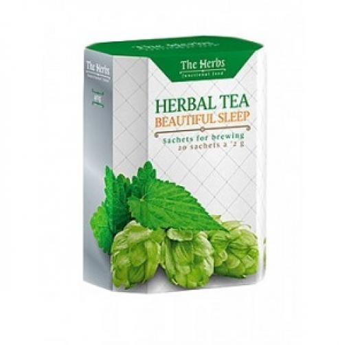 Zeliščni čaj za boljši spanec