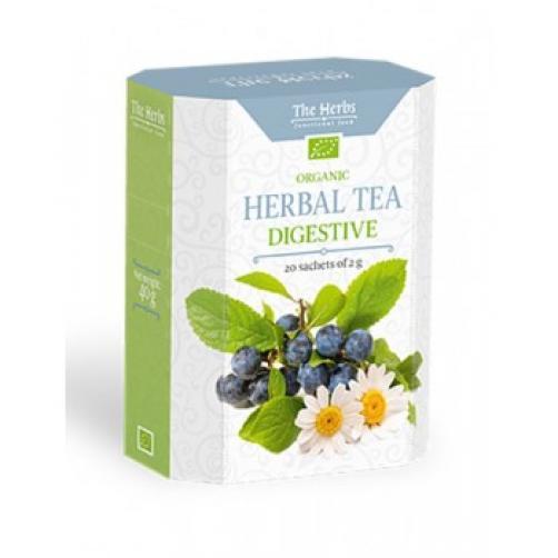 Zeliščni čaj za prebavo