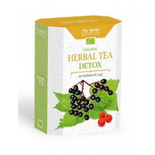 Zeliščni čaj detox