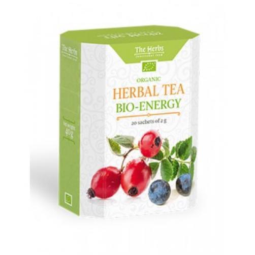 Zeliščni čaj za energijo