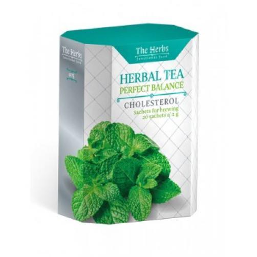 Zeliščni čaj za znižanje holesterola