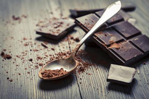 S temno čokolado proti stresu