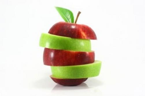 Neverjetne lastnosti popolnoma navadnega jabolka
