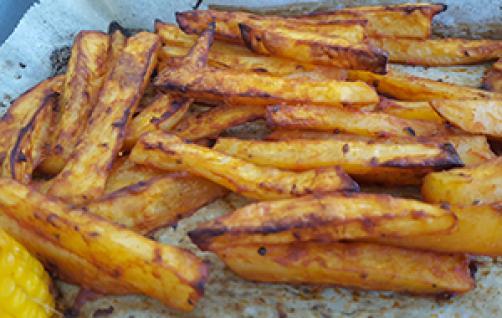 Hrustljav krompirček