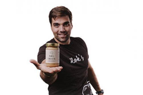 Malincin intervju z Rokom iz podjetja Rok's peanut butter