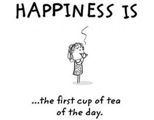 Pozitivne misli o čaju