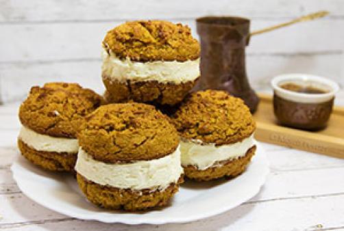 Bučni woopie kolački