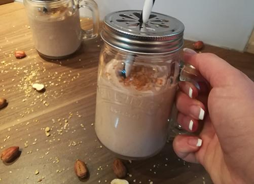 Lešnikov smoothie