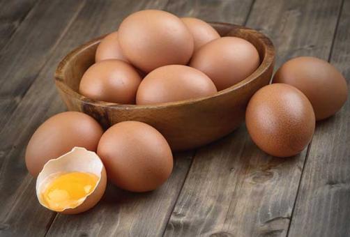 Jajca – polnovredna hrana z neprecenljivimi učinki