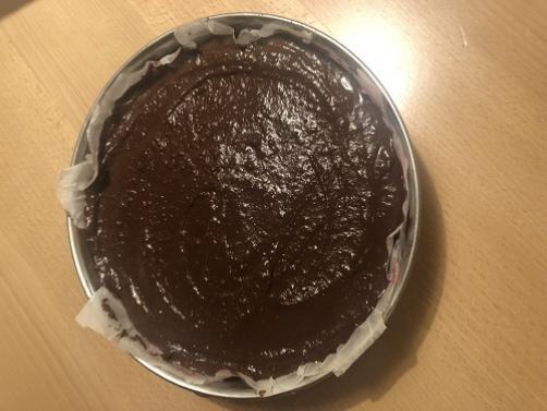 Presna malinina tortica