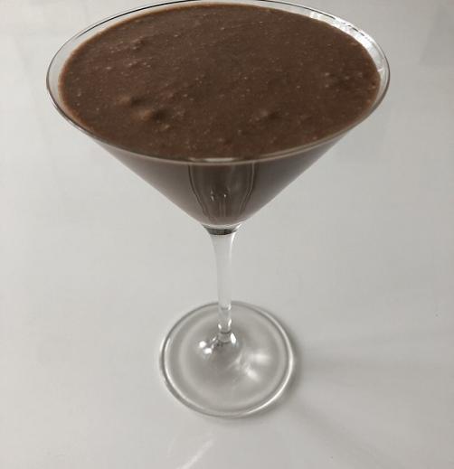 Čoko-kokos smoothie