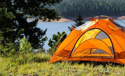 Šotori - brez njih na kampiranju ne gre