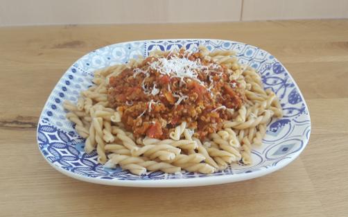 Bolognese omaka