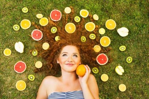 Nähren Sie Ihre Haare mit der richtigen Ernährung
