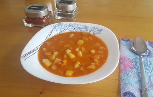 Krompirjeva juha