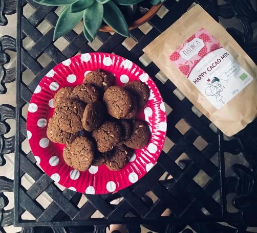 Happy Cacao cookies