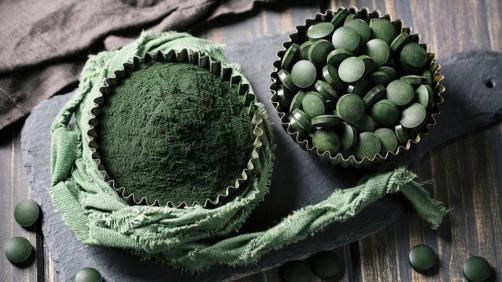 Spirulina  - čudežna alga