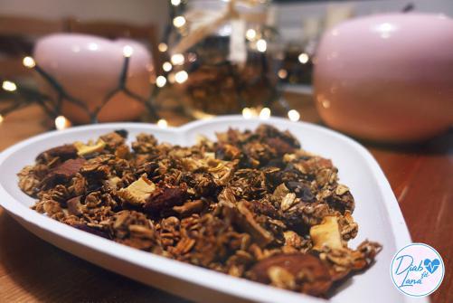Božična granola