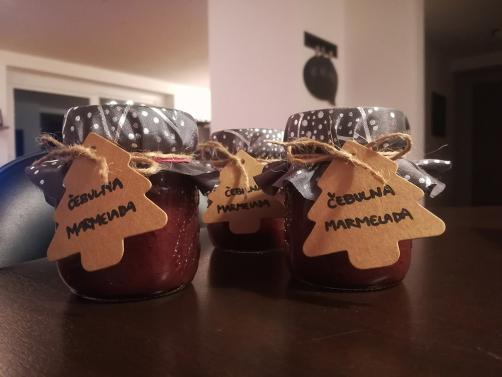 Čebulna marmelada
