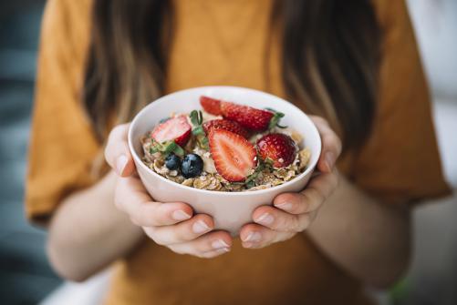 30 Ideen für gesunde Frühstücke