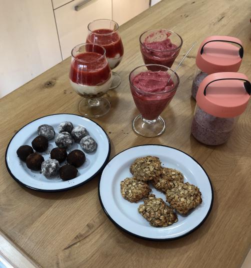 5 zdravih in hitrih sladic